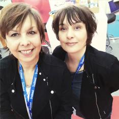 Lichtsprache-Experten Christiane Wittig & Susanne Wittig